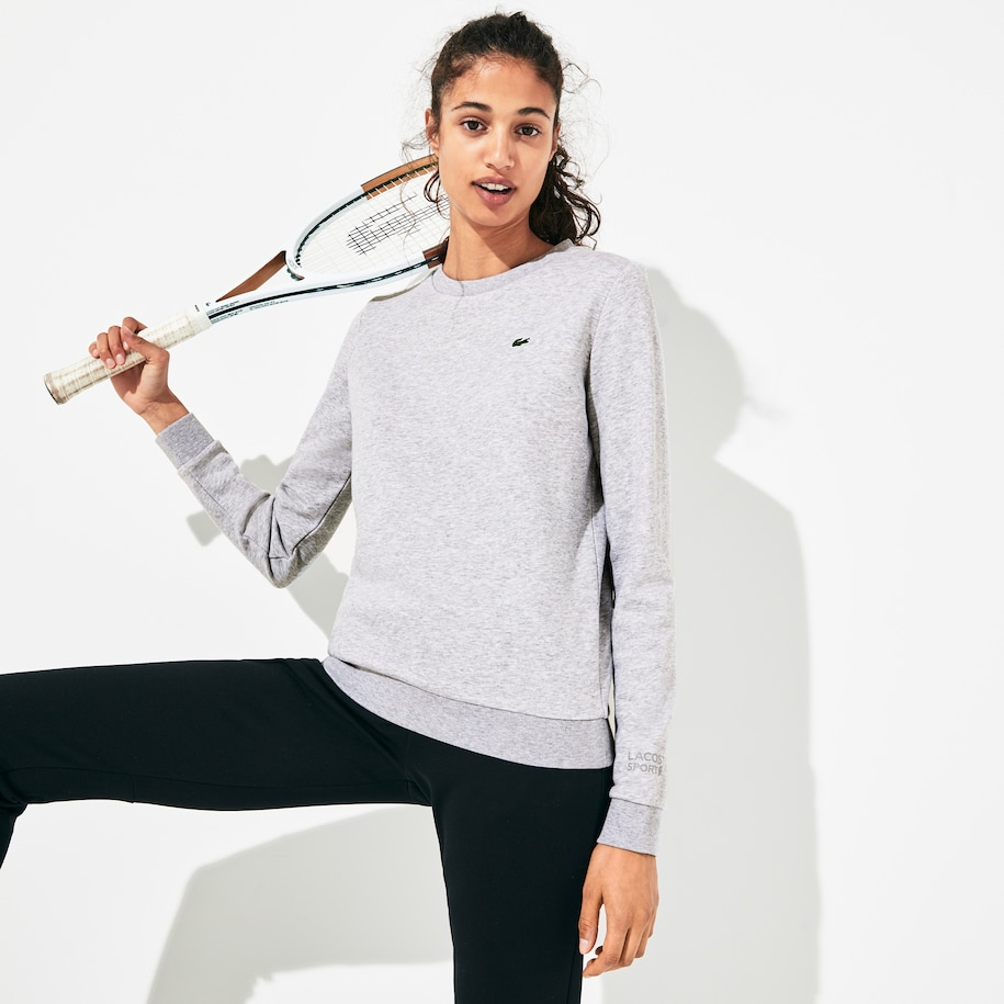 Buzo Mujer Tenis Lacoste Sport